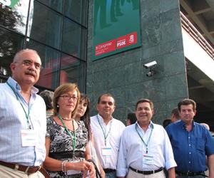 Congreso Regional del PSOE de Andalucía