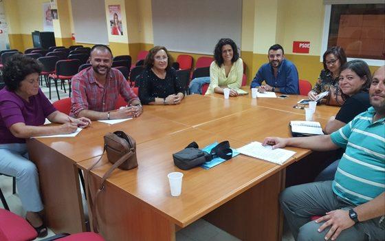 reunion sobre el colectivo lgtbi en el psoe de el ejido