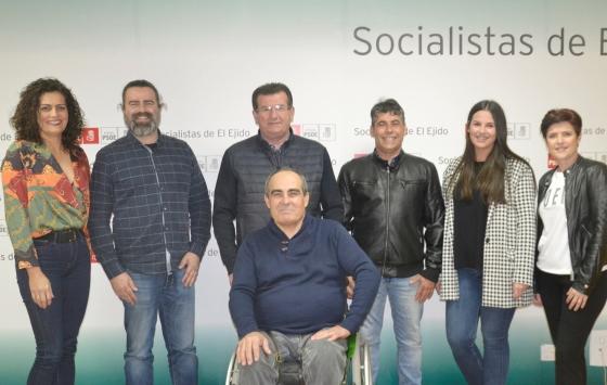 """José Miguel Alarcón: """"Vamos a redoblar los esfuerzos gracias a este nuevo equipo cargado de energía, ilusión y capacidad de trabajo"""""""