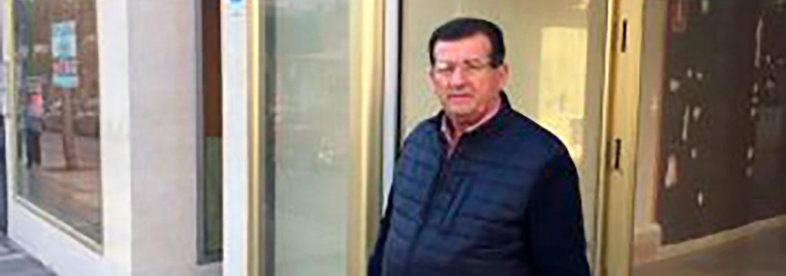 """José Miguel Alarcón se queja de que el alcalde solamente cuenta con la oposición """"cuando se enfrenta a decisiones que le da miedo tomar solo"""""""