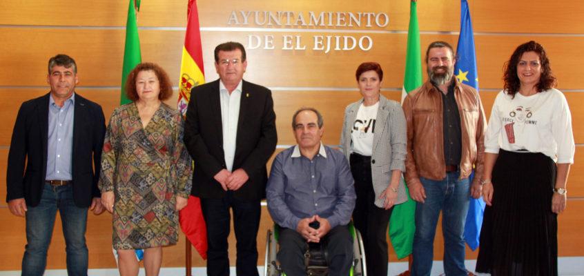 El Grupo Socialista de El Ejido se recompone con la toma de posesión de sus actas de cinco nuevos concejales