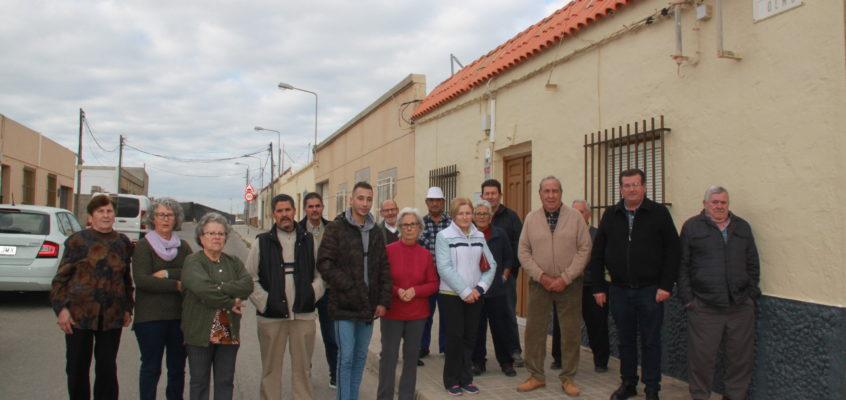 El PSOE de El Ejido reitera al alcalde y al presidente de la Junta Local de Matagorda que solucionen los cortes de luz permanentes que sufren 70 vecinos de este núcleo desde hace años