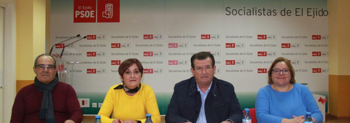 El Grupo Municipal Socialista presenta su propuesta para la creación del primer Consejo Municipal de la Inmigración por la Integración y la Convivencia en El Ejido