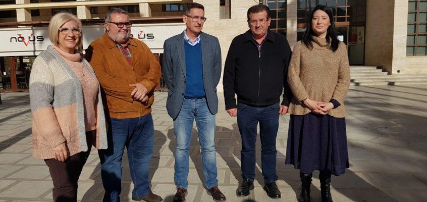 El PSOE de Almería promoverá la declaración de municipios libres de vetos educativos