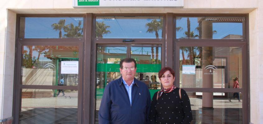"""El PSOE de El Ejido pregunta al PP cuándo va a cumplir con esas """"reivindicaciones históricas"""" del Hospital de Poniente que denunciaba cuando no gobernaba la Junta de Andalucía"""