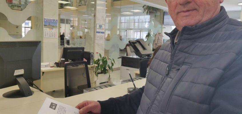 El Grupo Municipal Socialista en el Ayuntamiento de El Ejido registra una moción para pedir al alcalde que cese a la actual concejala de Servicios Sociales y Mujer por dejación de funciones
