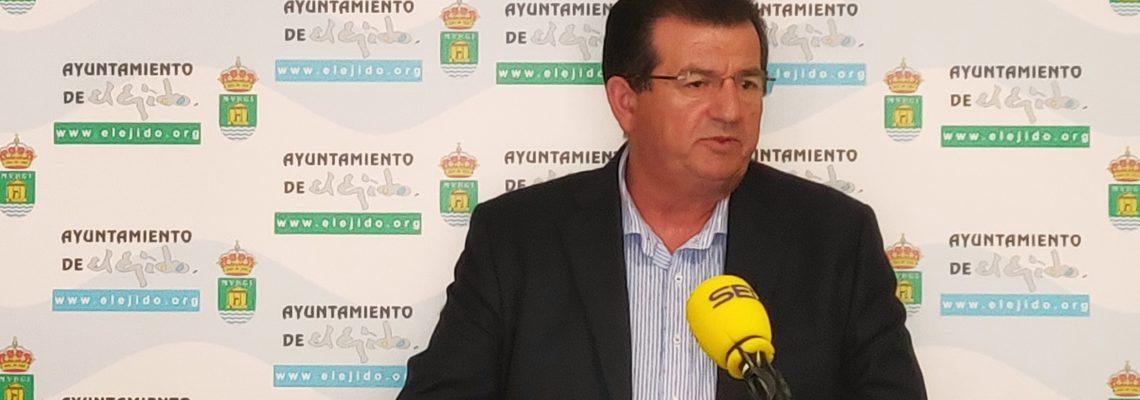 El PSOE de El Ejido propone al Pleno una batería de medidas en materia de Servicios Sociales para afrontar la crisis del Covid-19