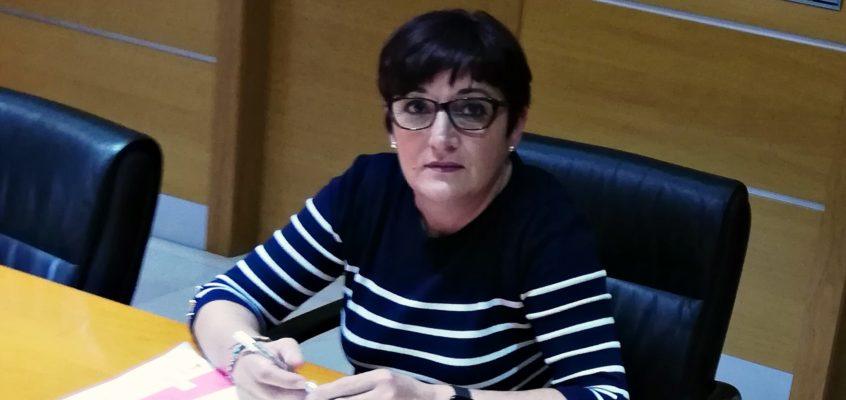 """Maribel Carrión: """"El PSOE de El Ejido siempre ha estado y estará a la altura aunque el alcalde del PP todavía pague el peaje de gobernar con VOX"""""""