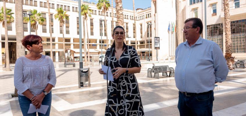 """Noemí Cruz: """"Moreno Bonilla ha pedido un acto de fe a las familias que ignoran cómo será la vuelta al colegio"""""""
