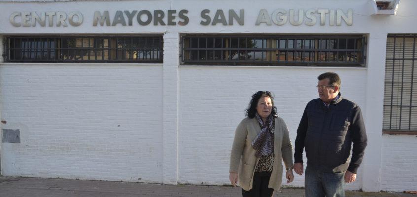 El PSOE de San Agustín logra el respaldo unánime del Pleno de la Junta Local para habilitar un aseo en la peluquería del centro de mayores