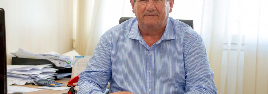 José Miguel Alarcón, secretario general del PSOE de El Ejido, indignado por las declaraciones del alcalde sobre la seguridad ciudadana