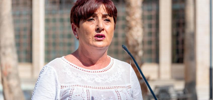 El Grupo Municipal Socialista registra una moción para pedir al Gobierno andaluz que incorpore al POTPA los corredores ferroviarios con el Poniente y Almería