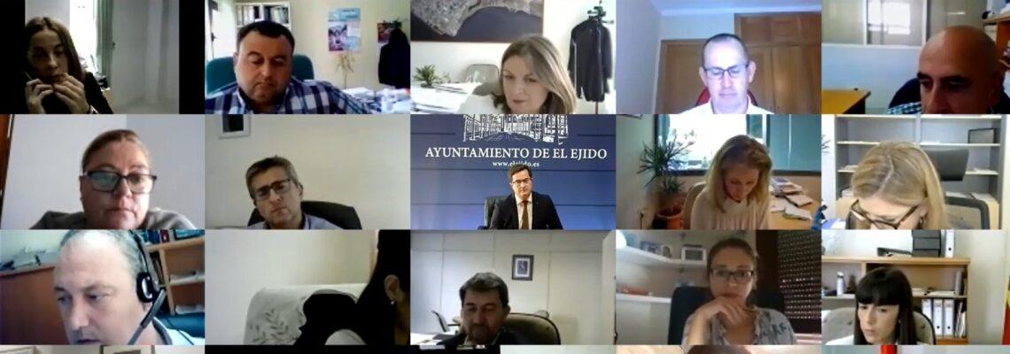 El PSOE de El Ejido lamenta que para PP y VOX no sea una prioridad que los núcleos cuenten con mayor presencia policial tras votar en contra esta semana de la moción socialista para implantar un nuevo puesto en Las Norias de Daza