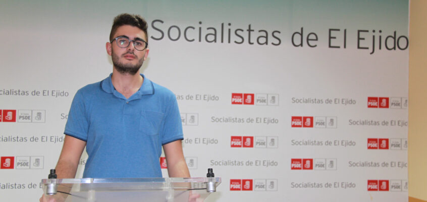 """Juventudes Socialistas de El Ejido pide al Ayuntamiento que haga """"todo lo posible"""" para poner en marcha una línea de bus directa desde el municipio hasta la Universidad de Almería"""