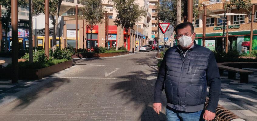 """El PSOE lamenta la """"falta de previsión"""" del Gobierno local tras admitir ahora que habrá que adoquinar de nuevo las calles de Ejido Centro"""