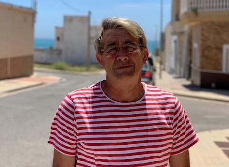 Consternación en el PSOE de El Ejido por el fallecimiento de Ramón Luque Pérez