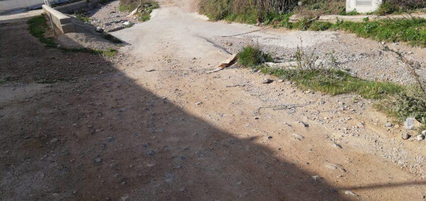 El Grupo Socialista logra que se incluya el arreglo del Camino La Higuera de Las Norias de Daza en el Plan de Caminos Rurales 2021-2023