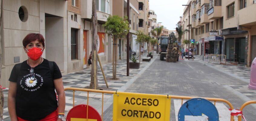 El PSOE de El Ejido pregunta al Gobierno local cuándo estarán listos los nuevos aparcamientos que prometió hace más de medio año
