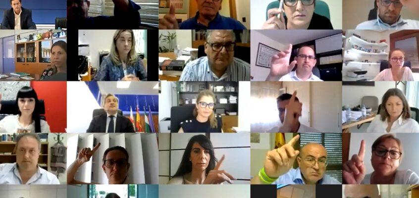 El PSOE de El Ejido logra el respaldo mayoritario del Pleno para instar a la Junta a que vuelvan las citas presenciales a los centros de salud de Atención Primaria