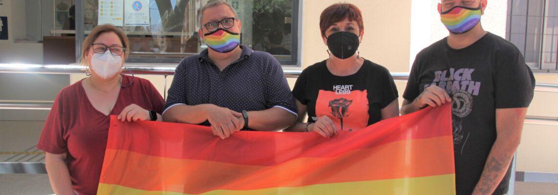 El PSOE de El Ejido pide al Gobierno local del PP que impulse la formación de la Policía Local sobre delitos de odio contra el colectivo LGTBIQ+