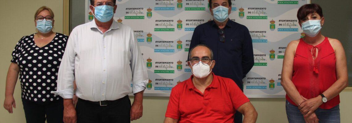 El PSOE de El Ejido lamenta que PP, Ciudadanos y Vox no quieran que la Junta de Andalucía asuma los gastos de desinfección de los centros educativos por la pandemia